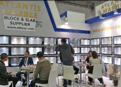 Xiamen Stone Fair 2017 - Turkish Marble