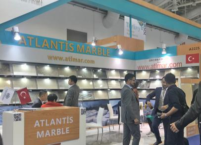 Xiamen Stone Fair 2018 - Turkish Marble