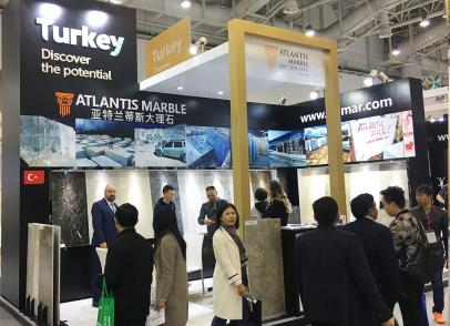 Xiamen Stone Fair 2019 - Turkish Marble